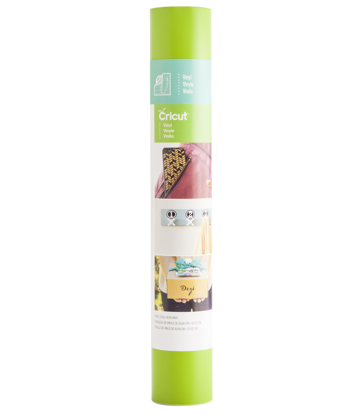 Cricut Vinyl 12X48 Roll Lime