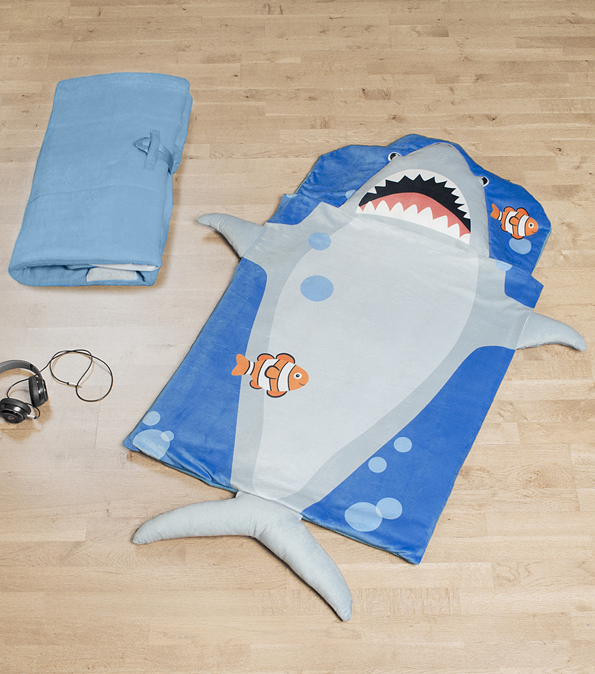 My Snuggle Mat Kit-Shark