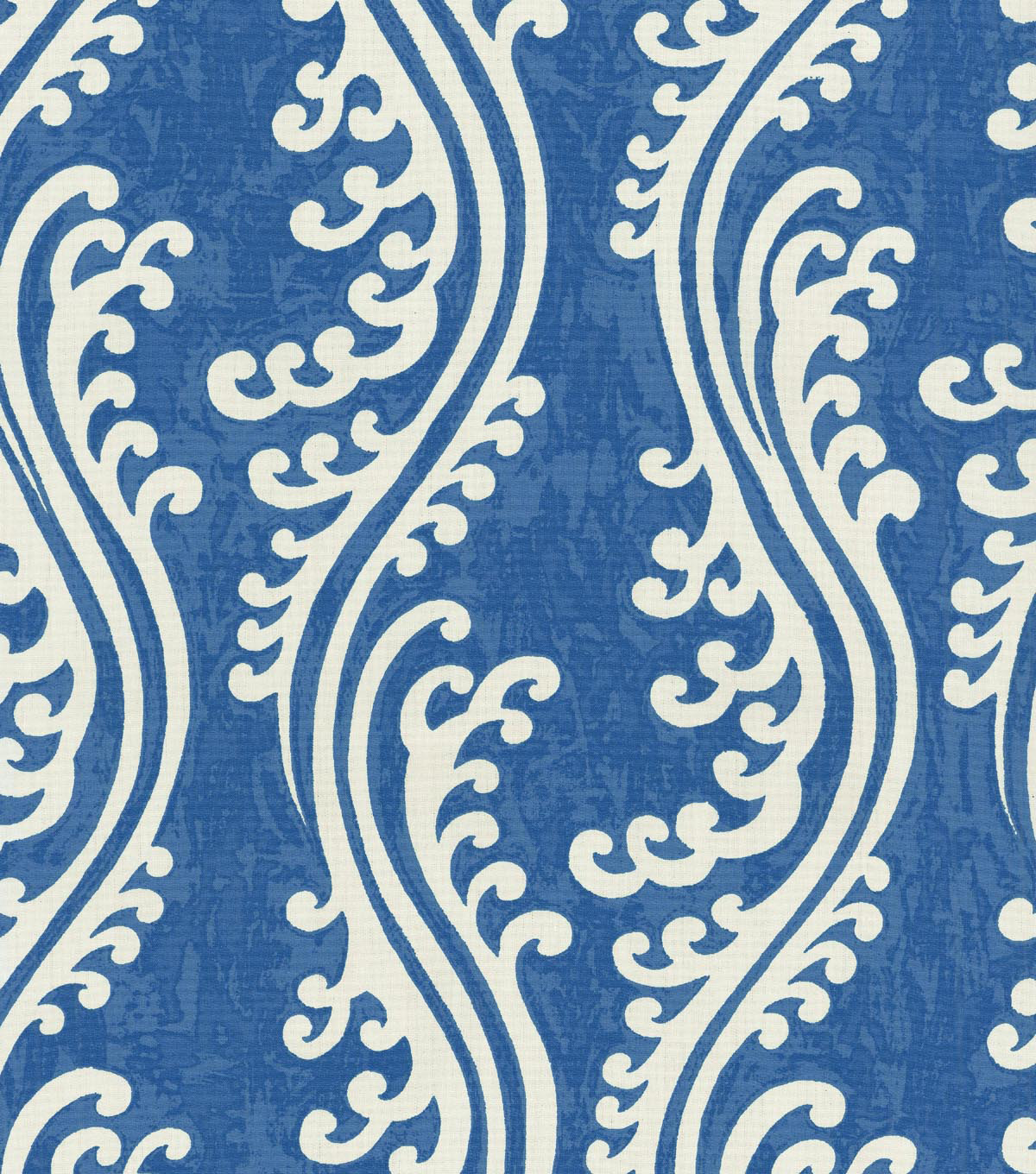 Home Decor 8\u0022x8\u0022 Swatch Fabric-Waverly Turning Tides Indigo