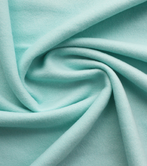 Blizzard Fleece Fabric -Solids, Light Blue