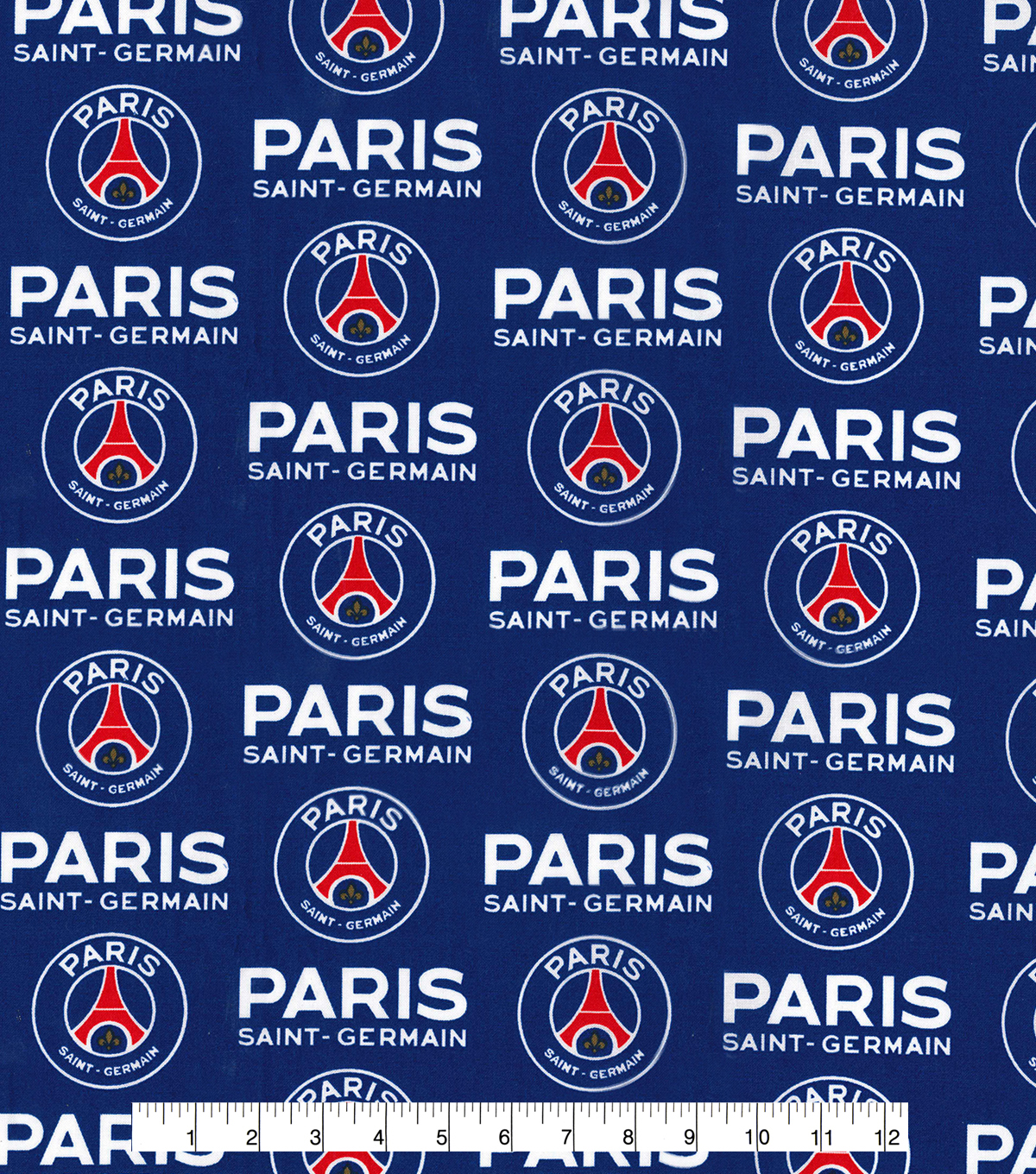 5d0aa8d6685 Paris Saint-Germain Football Club Cotton Fabric | JOANN