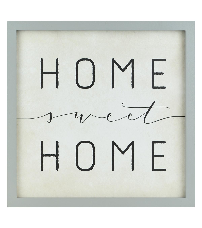 Hudson 43 12x12 Wall Decor Home Sweet Home Joann