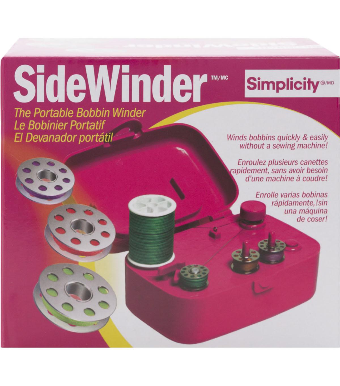 220V Portable Automatic Bobbin Winder Heavy Duty Automatic Thread Sewing Machine Accessory Shut Off Bobbin Winder Electric Bobbin Winder
