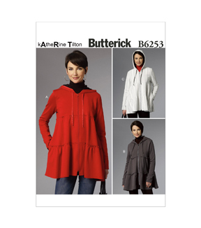 Butterick Misses Outerwear-B6253