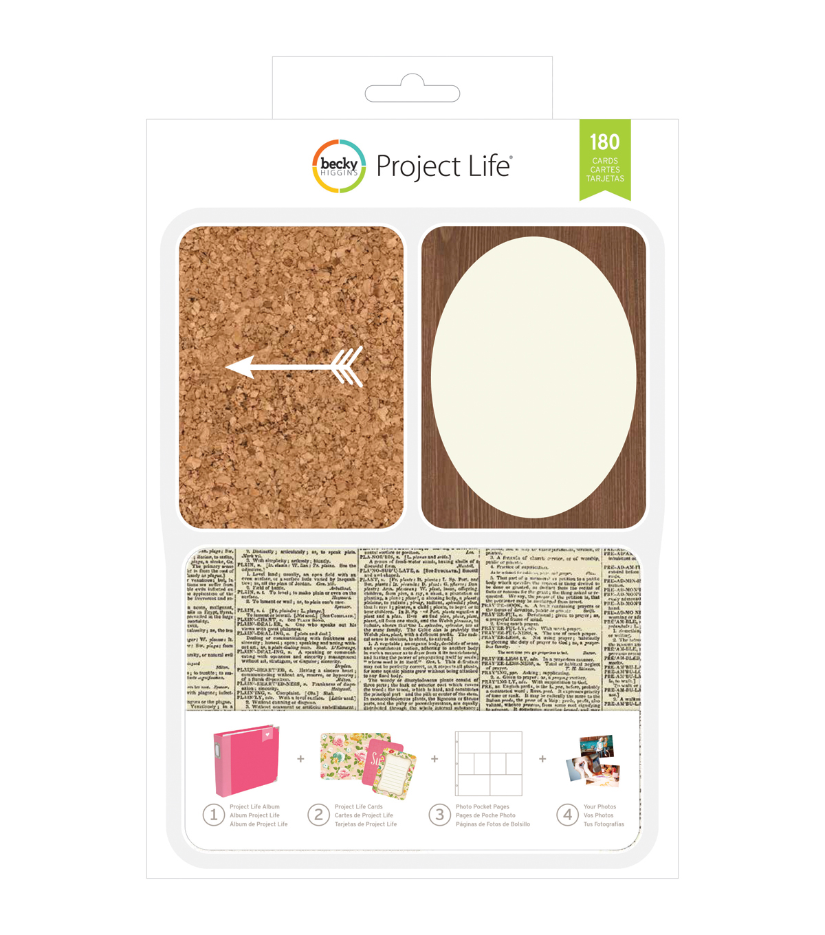 Project Life Kit-DIY Shop