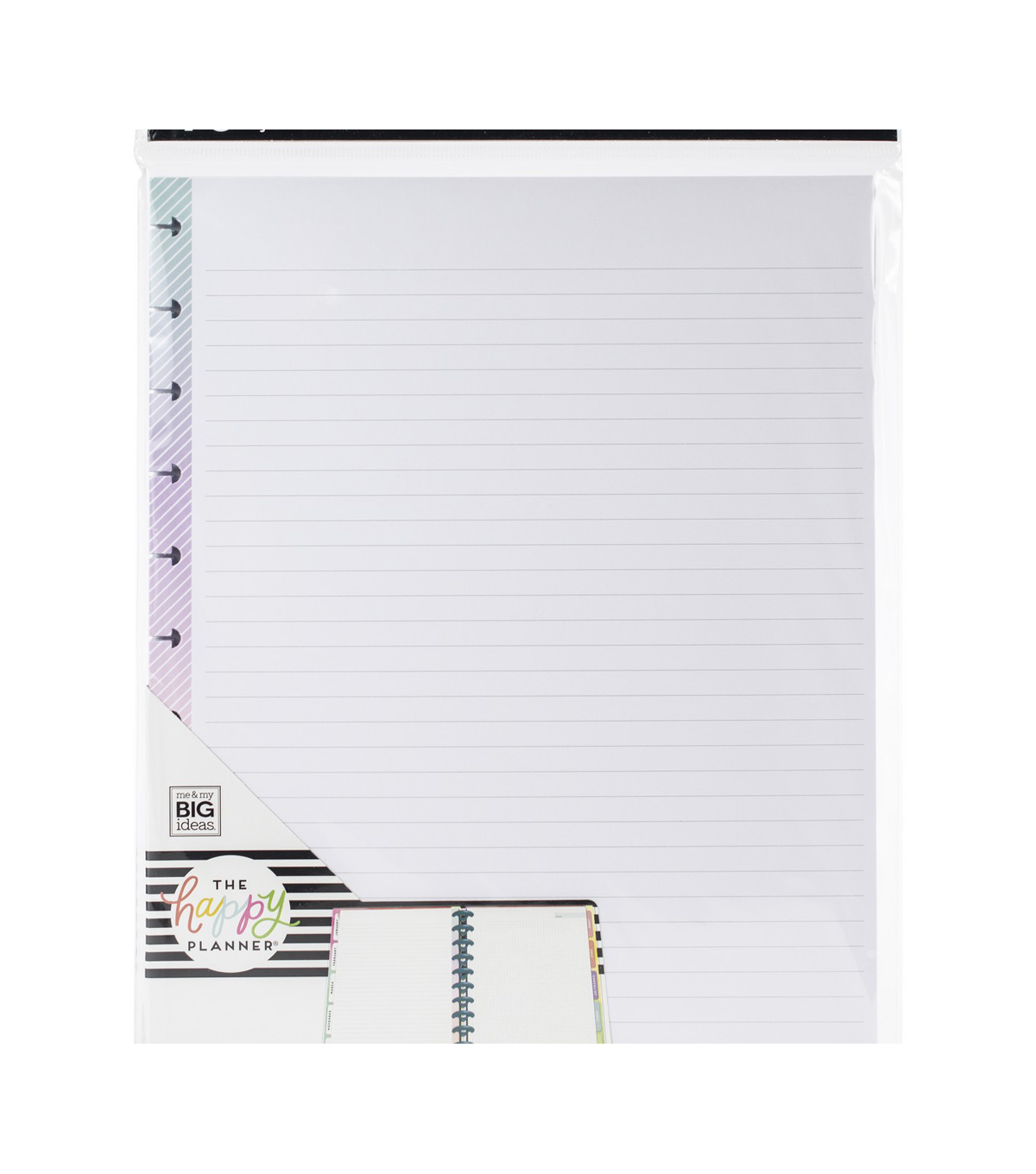 Happy Planner Big Full Sheet Fill Paper 40/Pkg-You Got This