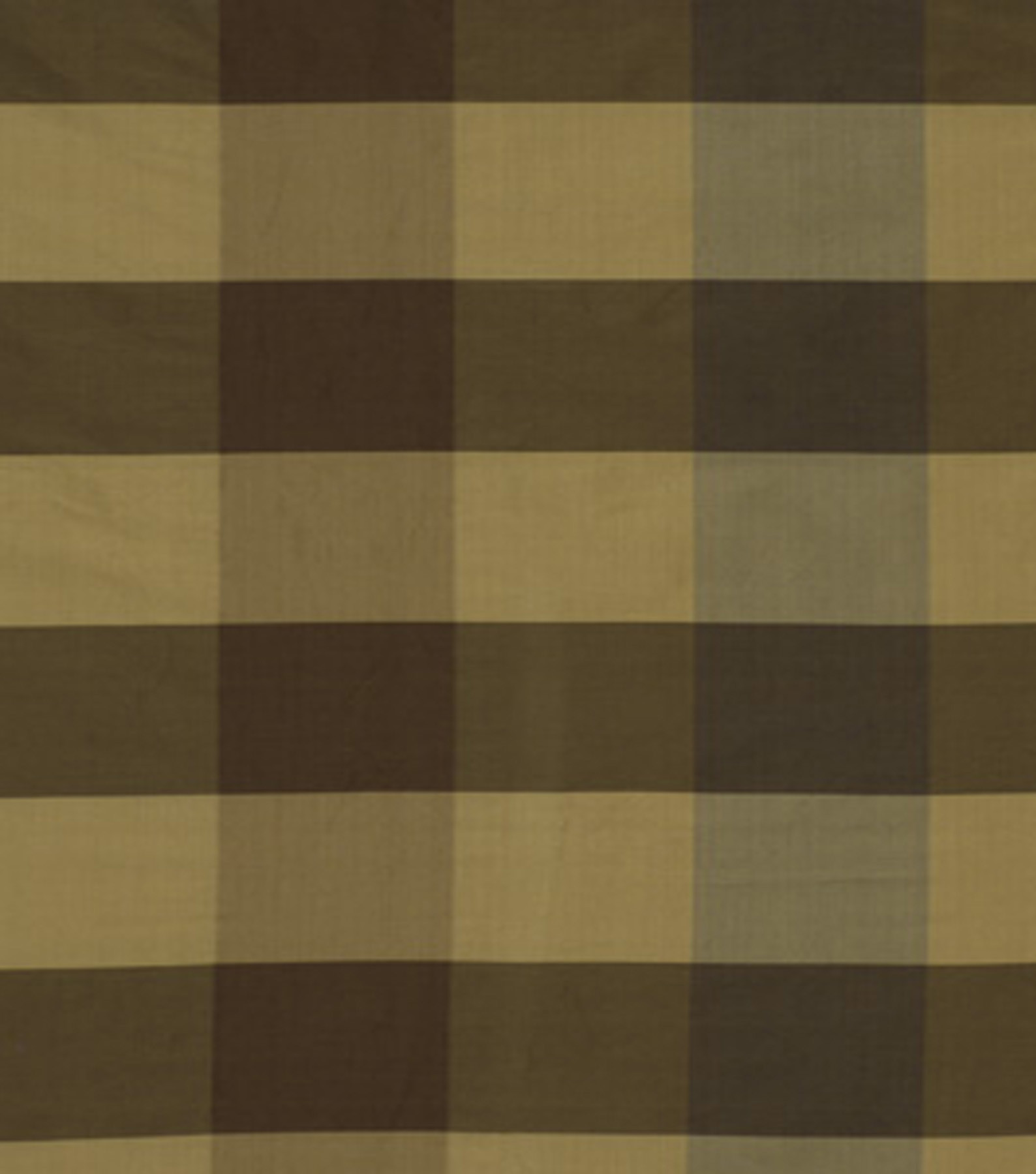 Home Decor 8\u0022x8\u0022 Fabric Swatch-Signature Series Check By Check Bamboo