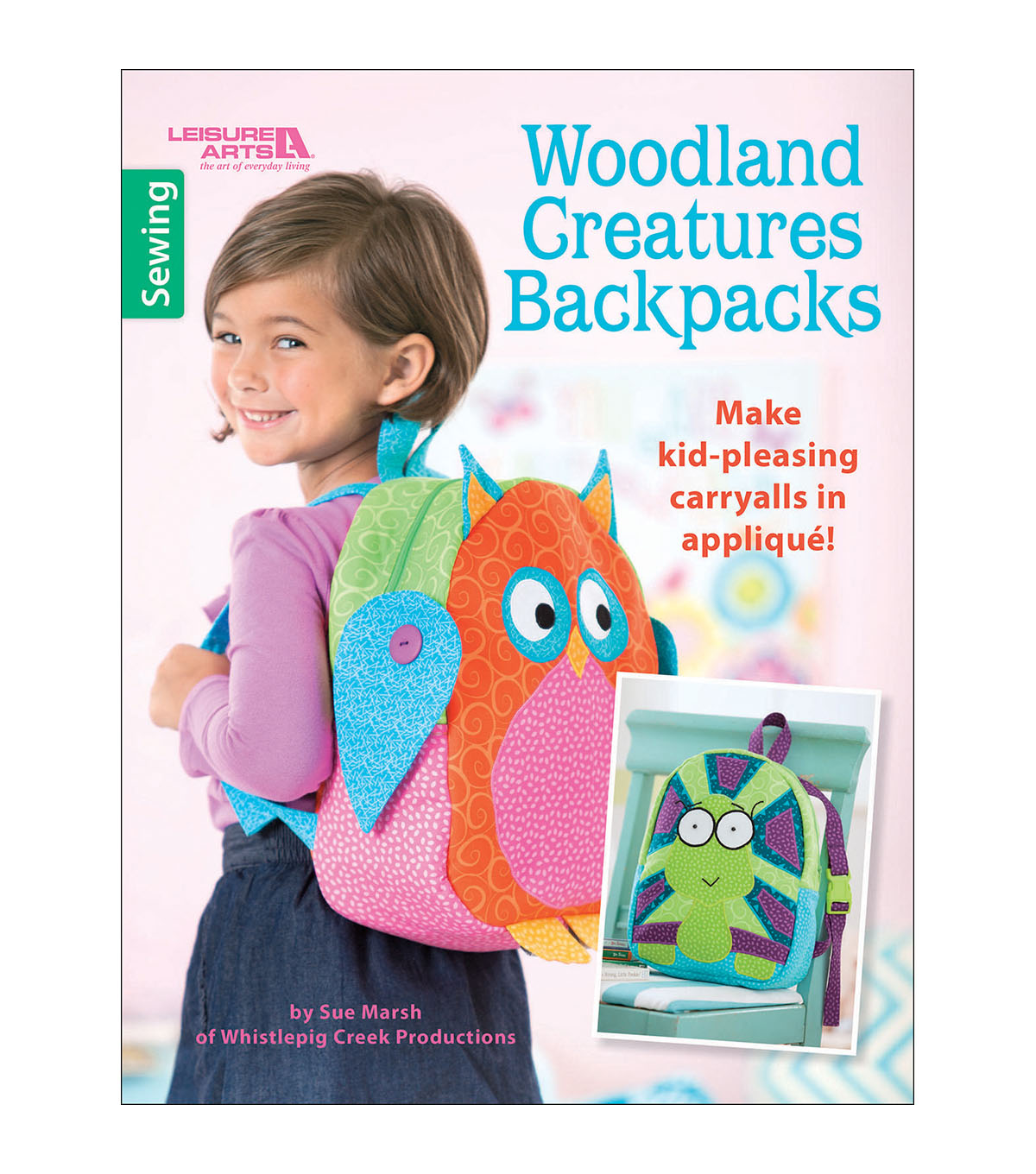Woodland Creatures Backpacks Book