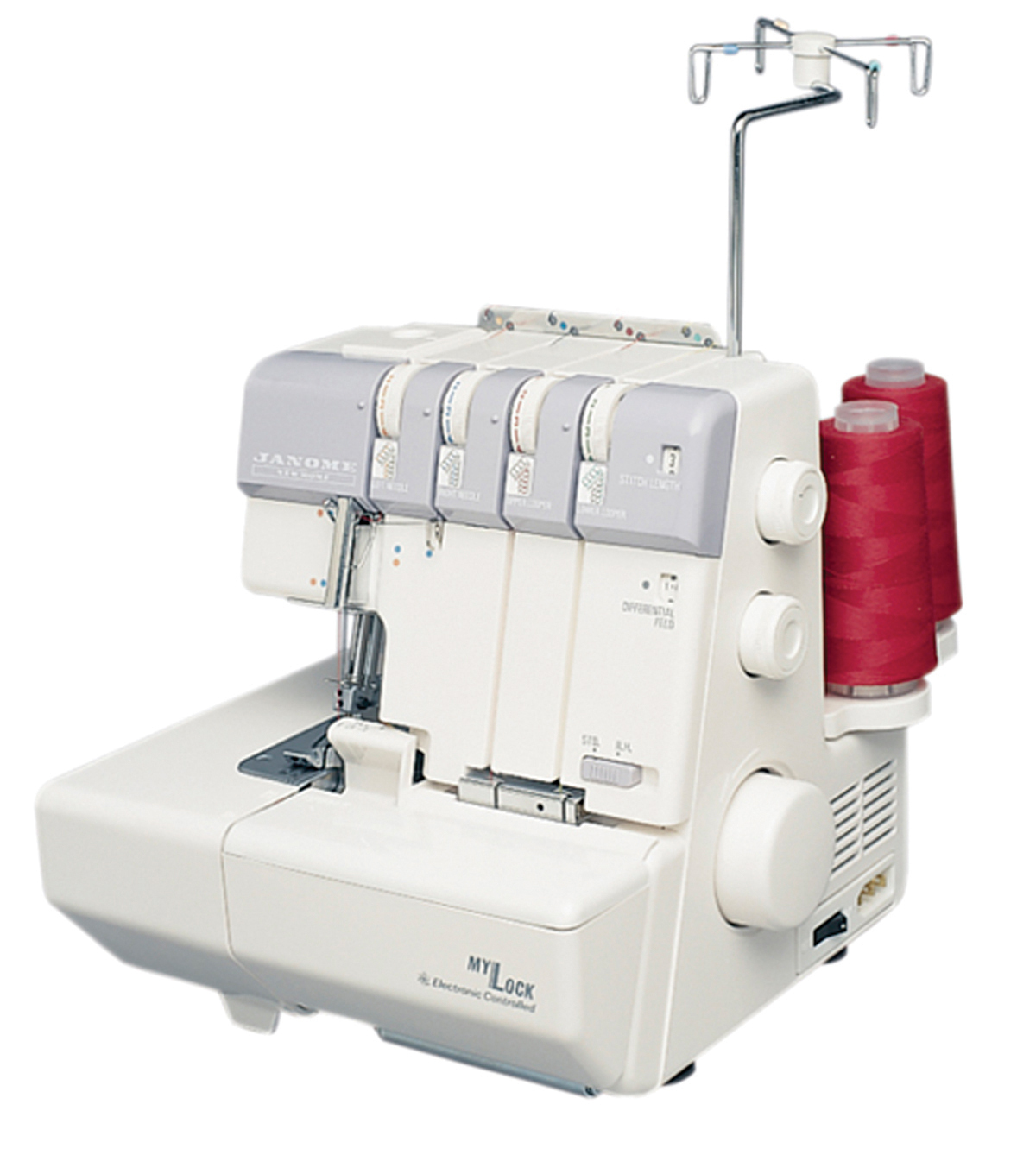 Janome 634D Mylock Serger Sewing Machine