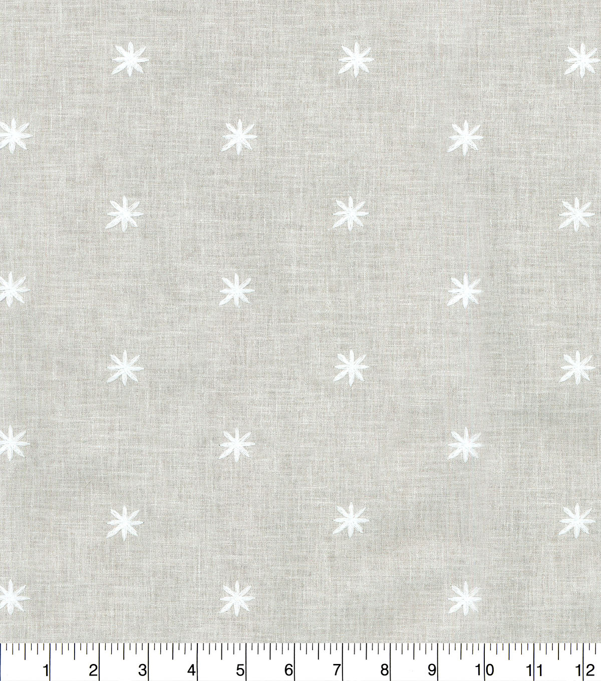 Ellen DeGeneres Multi-Purpose Décor Fabric 54\u0027\u0027-Fog Sunset Embroidery