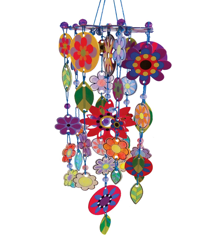 Craft Ez Oven Colorshrink Flower Mobile Joann