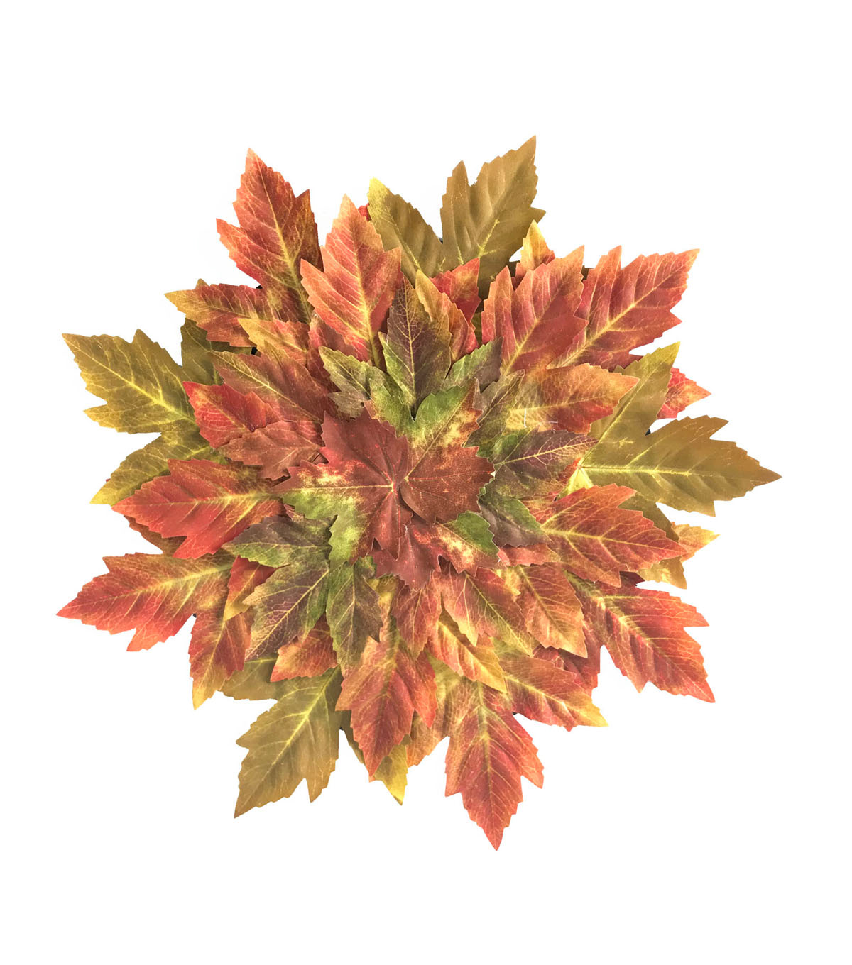 Blooming Autumn Maple Leaves Placemat