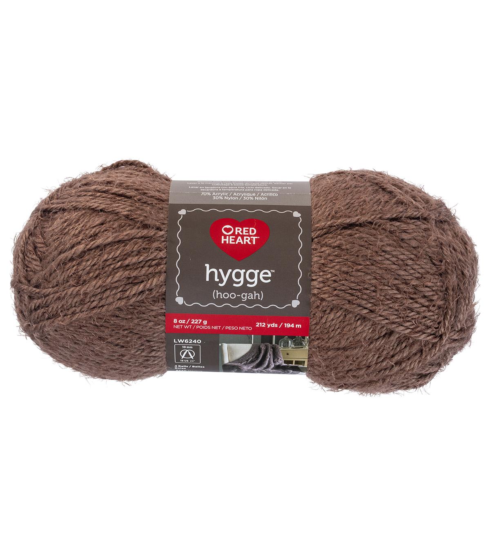 Red Heart Yarn Hygge 8oz-wisteria