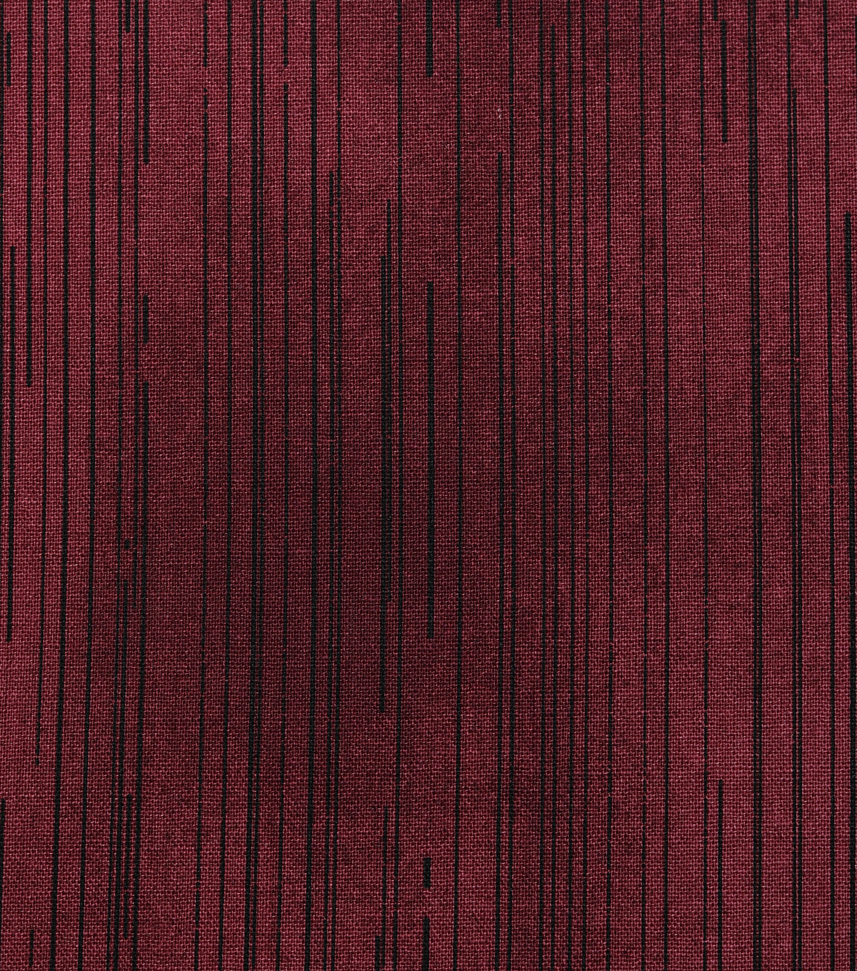 Keepsake Calico Cotton Fabric 43\u0027\u0027-Raining Stripes on Burgundy