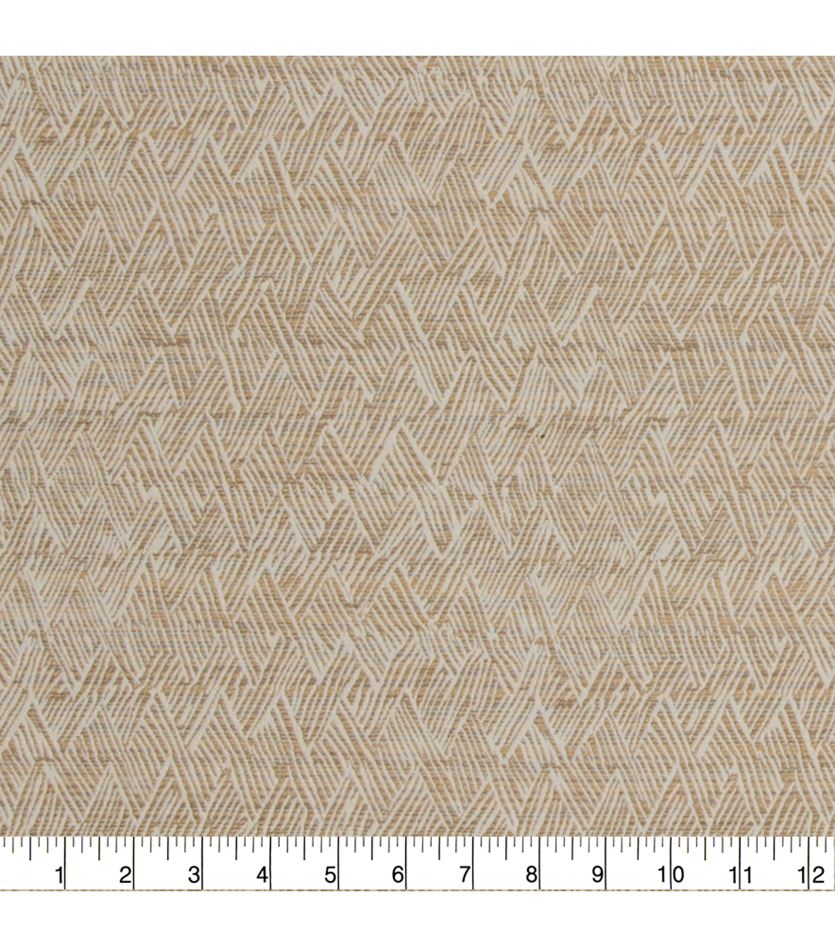 Nate Berkus Multi-Purpose Decor Fabric 58\u0027\u0027-Beige Deflection