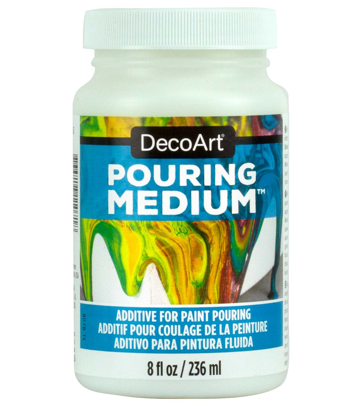 DecoArt 8 fl. oz. Pouring Medium