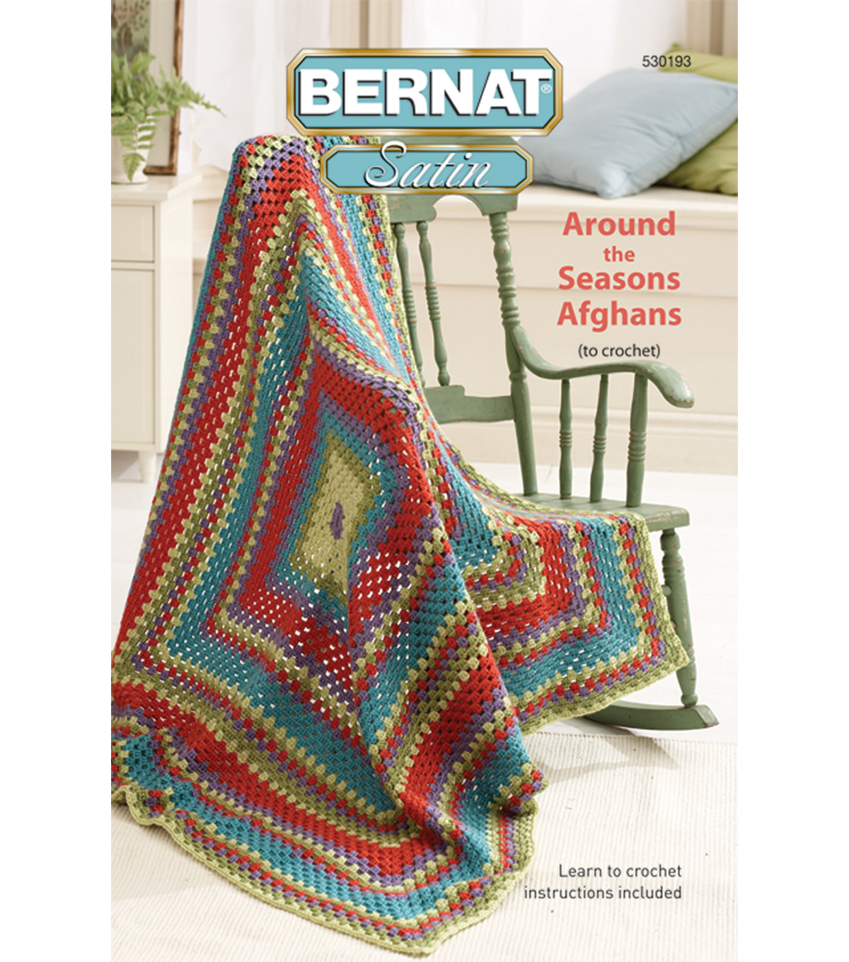 Bernat-Around The Seasons-Satin