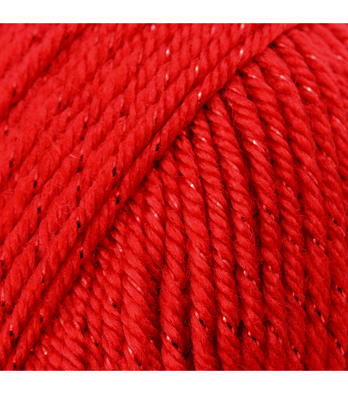 Caron Simply Soft Party Yarn, Red
