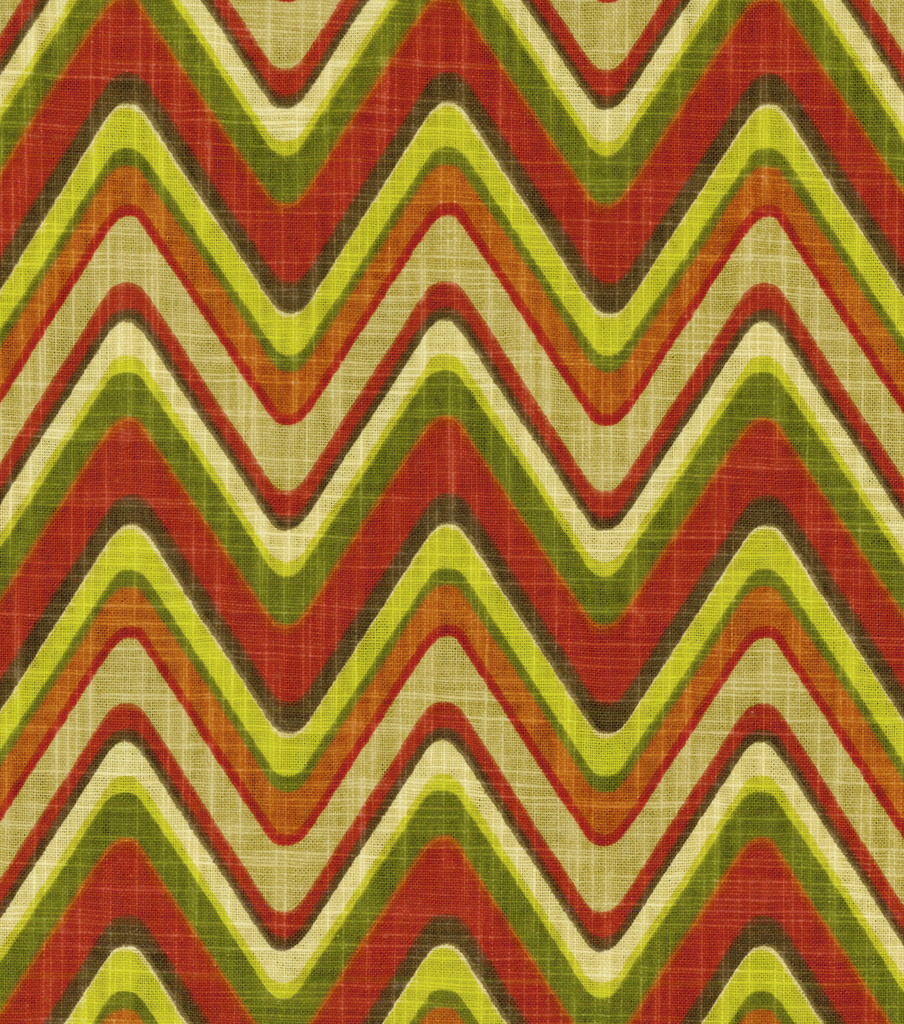 Waverly Print Fabric 54\u0022-Sand Art/Cayenne