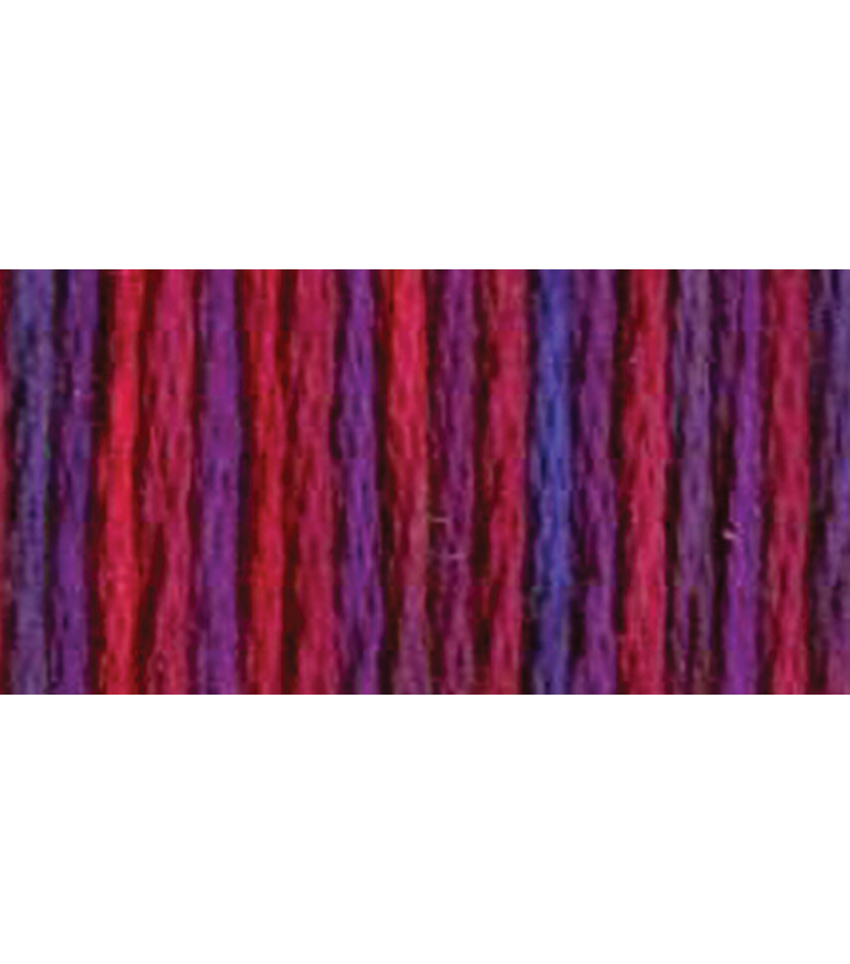 DMC Pearl Cotton Variation Thread 27 Yds Size 5, Mixed Berries