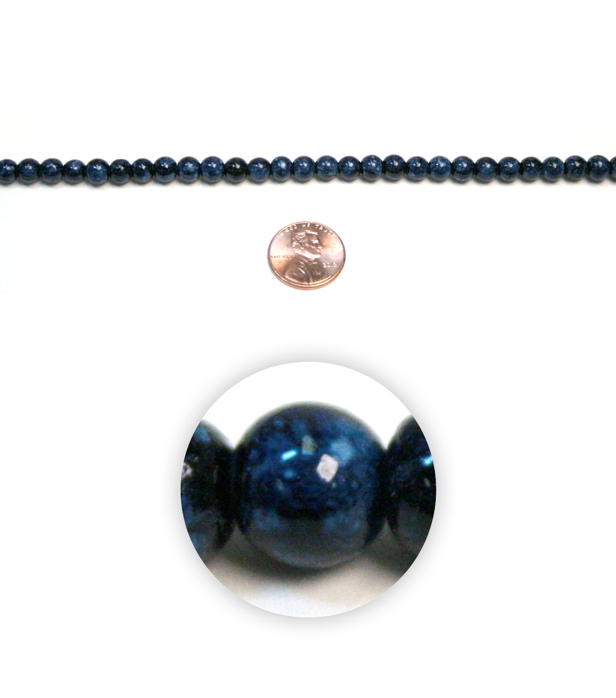 Small Round Glass Beads