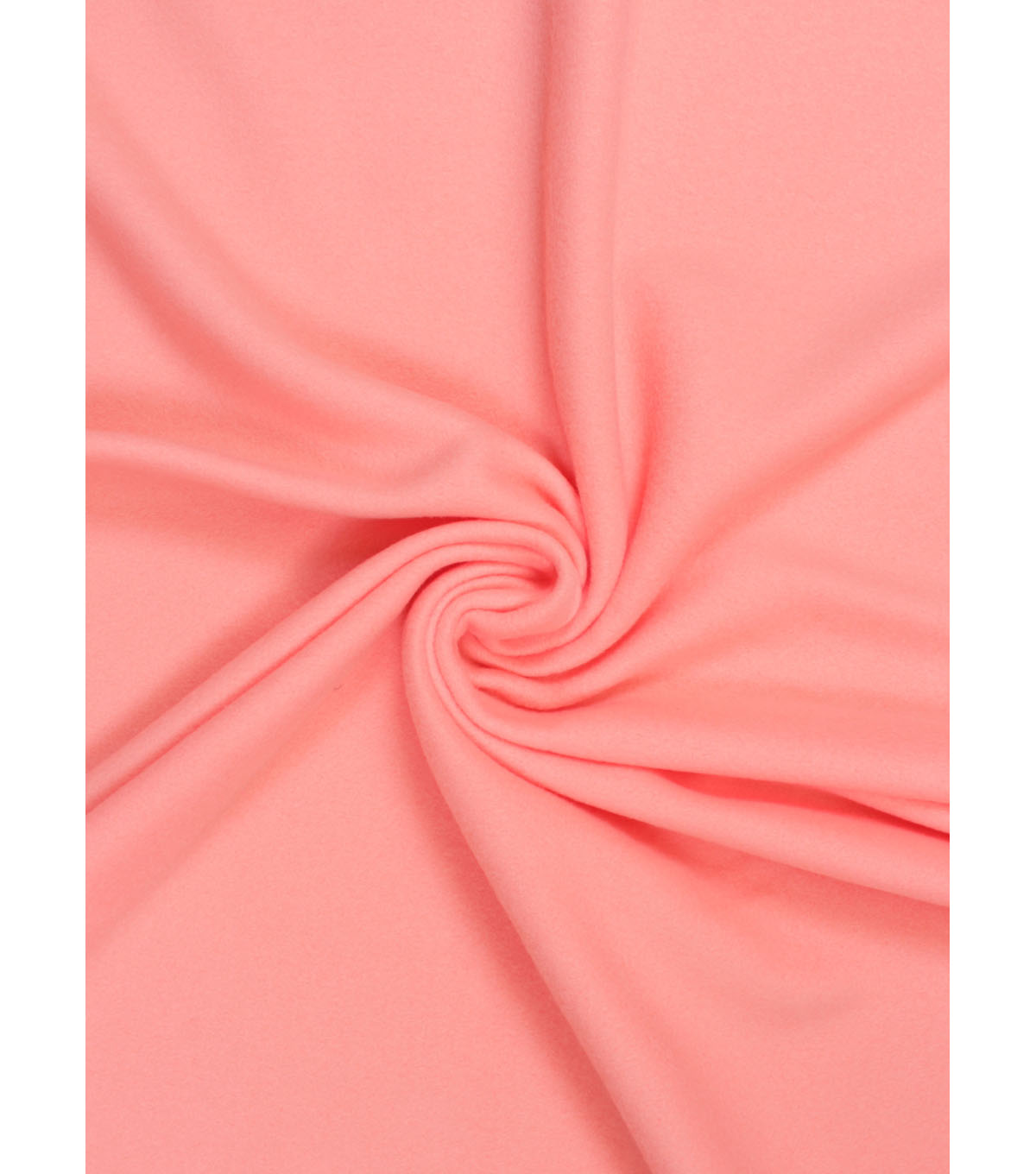 Blizzard Fleece Fabric -Solids, Peach Pink