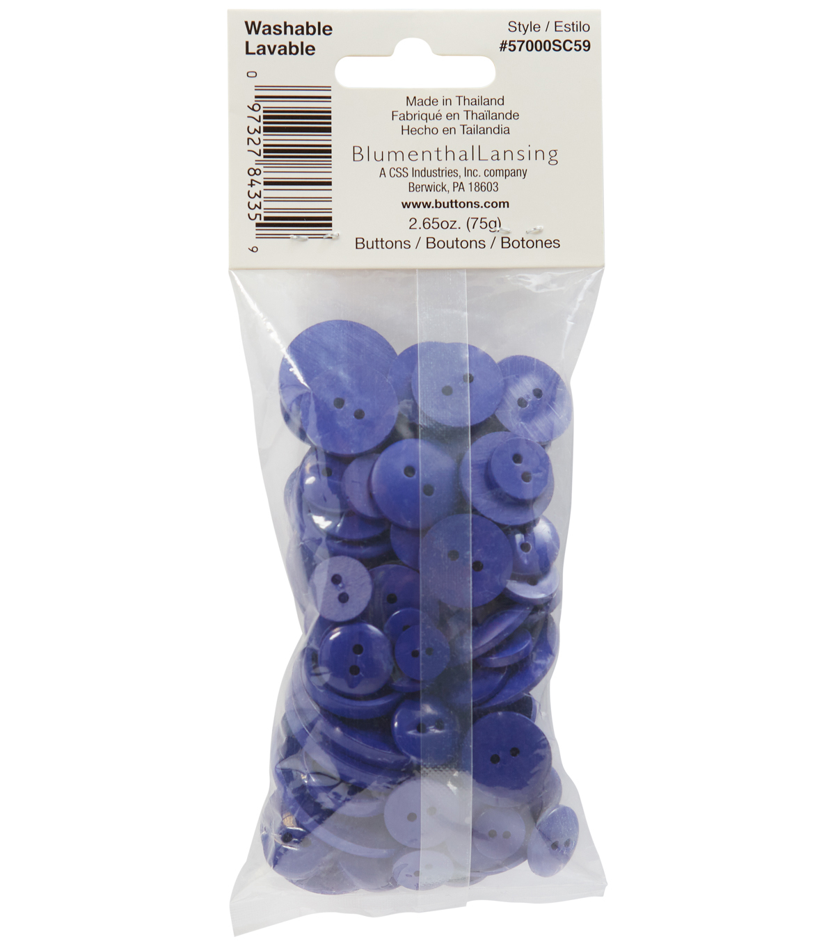 Flair Originals 18 pk 1\u0027\u0027 Buttons-Sprinkled Donuts