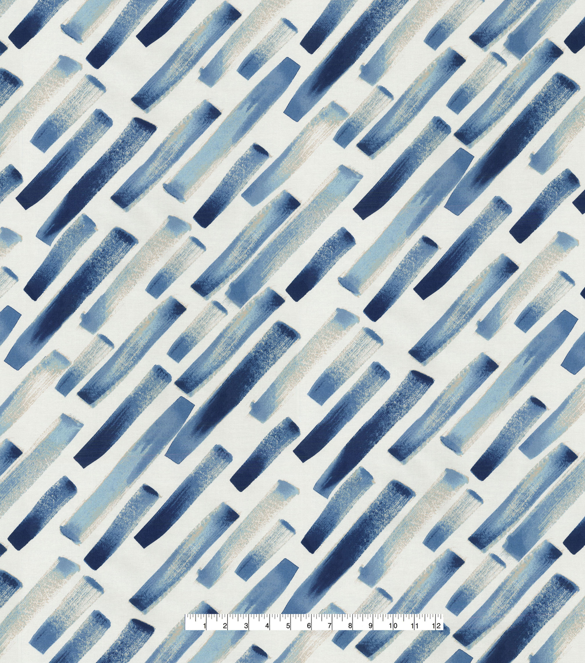 Studio NYC Upholstery Décor Fabric-Brook Lapis