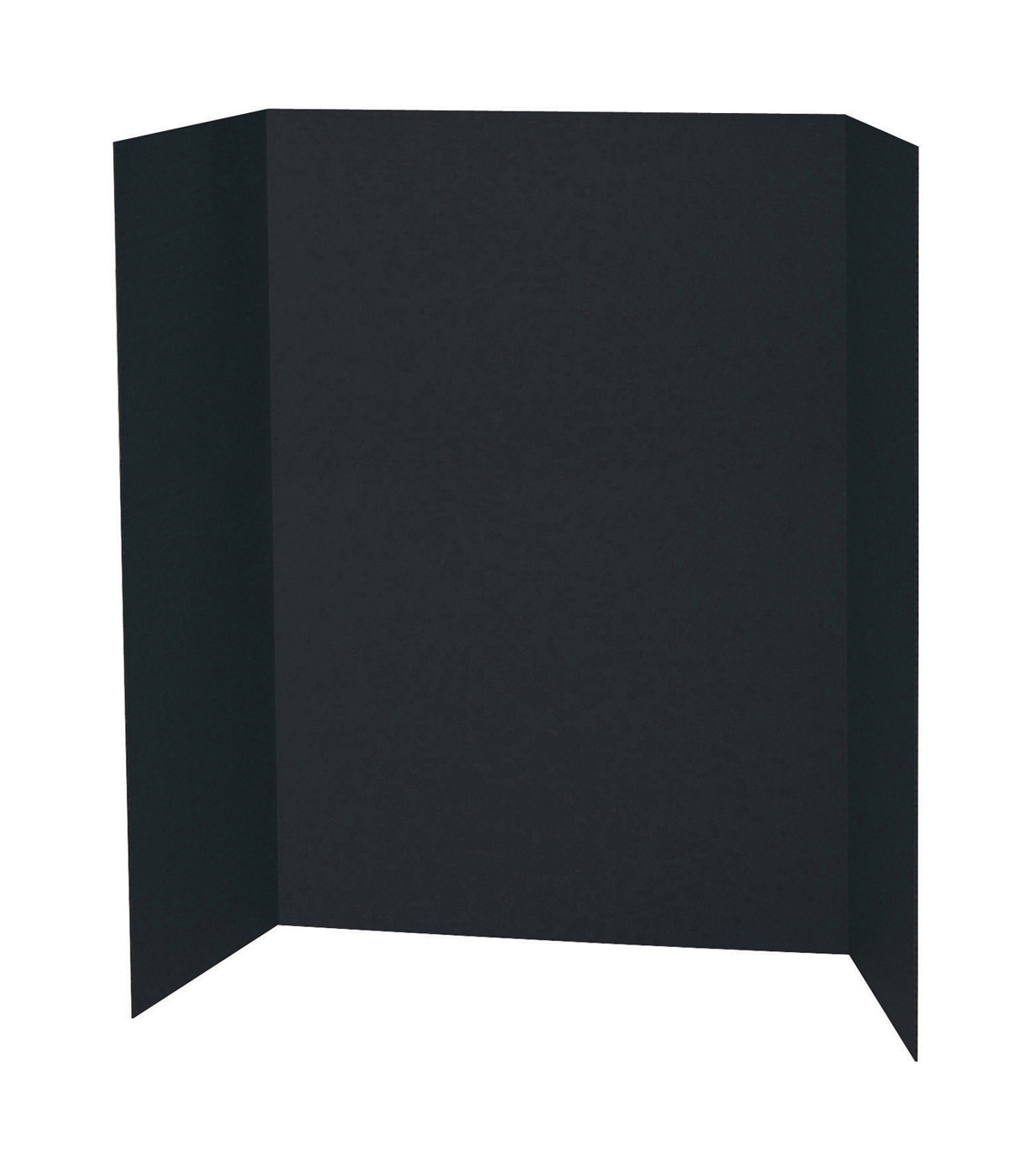 Pacon 48\u0022x36\u0022 Presentation Board-Black