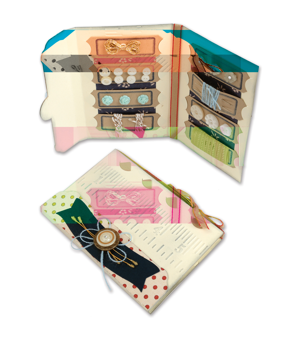 Sizzix Favorite Things French Favor Box Bigz Die