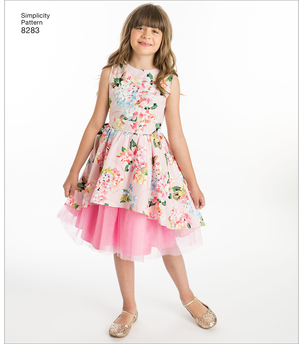 Simplicity Pattern 8283 Children\u0027s American Girl Apparel-Size A (3-8)