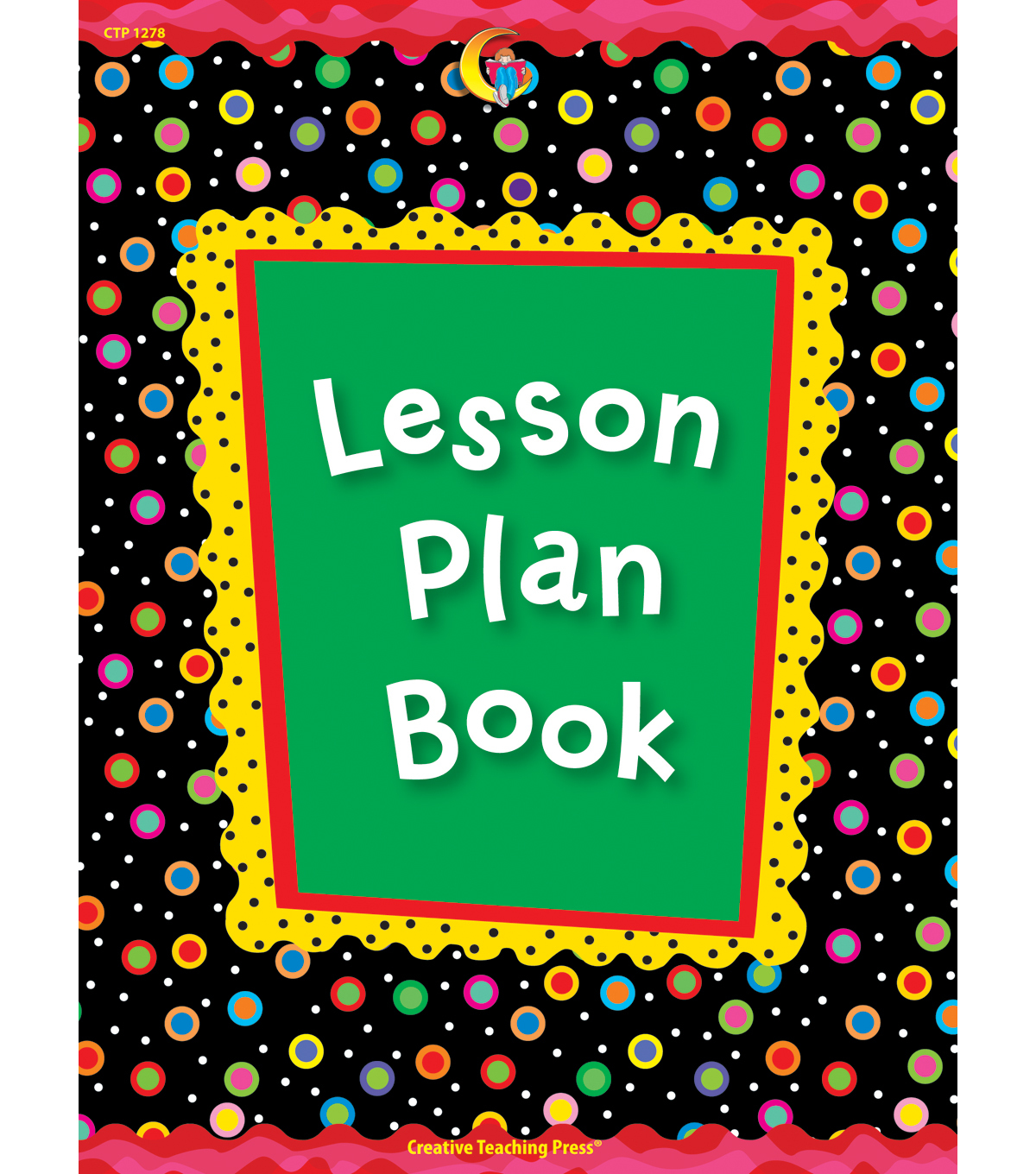 Poppin Patterns: Lesson Plan Book