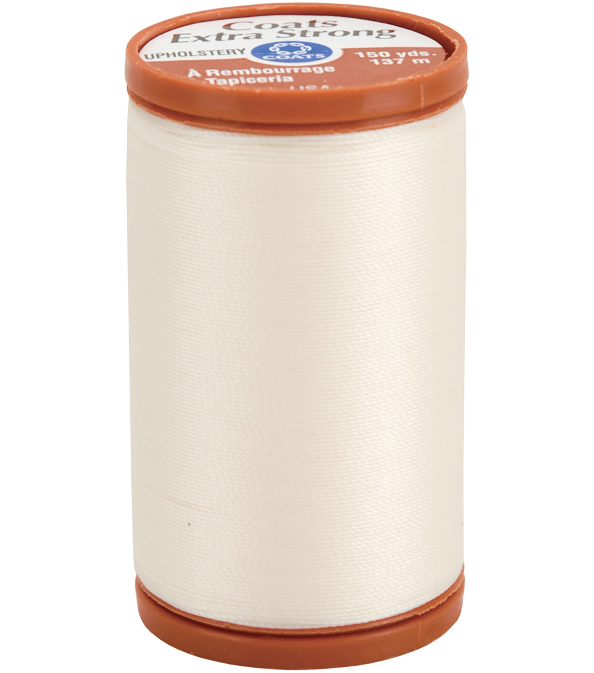 Coats & Clark Extra Strong & Upholstery Thread 150 yd , Natural