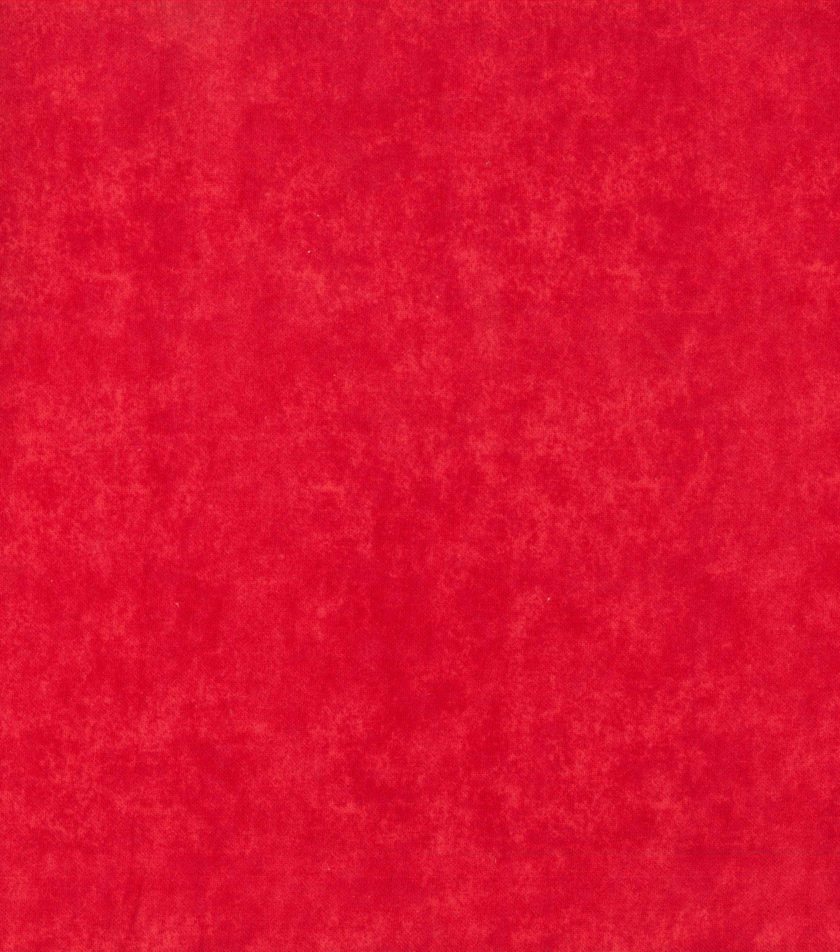 Wide Flannel Fabric 108\u0022-Red Blender