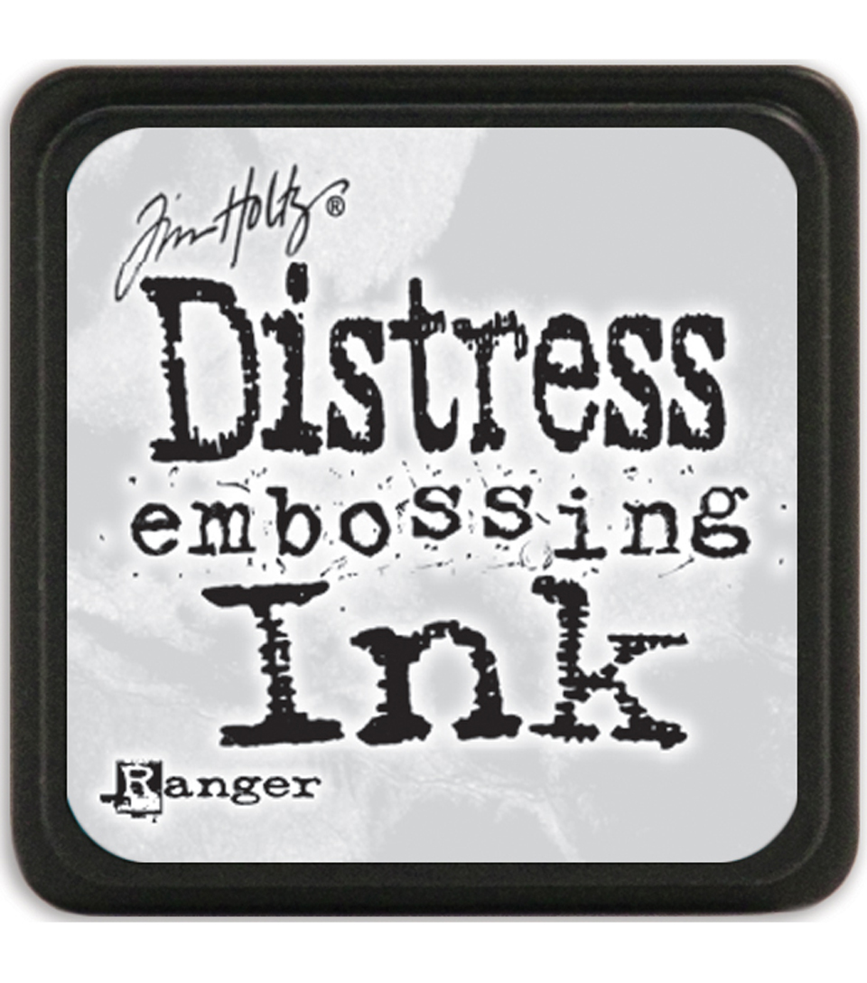 Tim Holtz Distress Mini Embossing Ink Pad