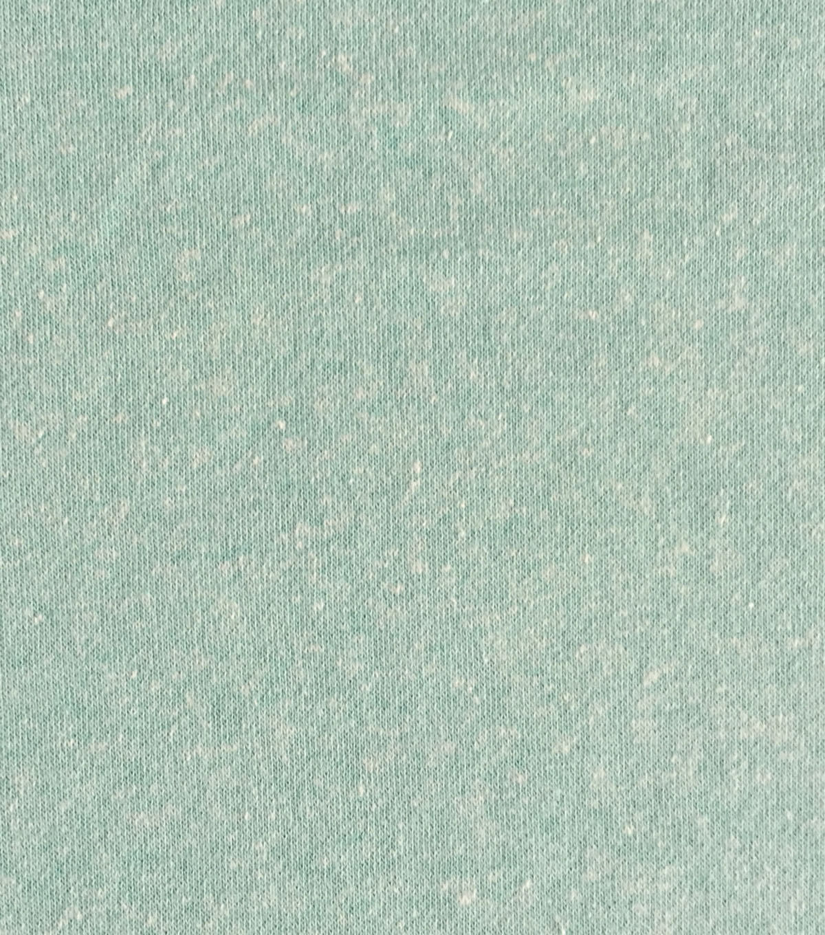 French Terry Fabric -Aruba Blue