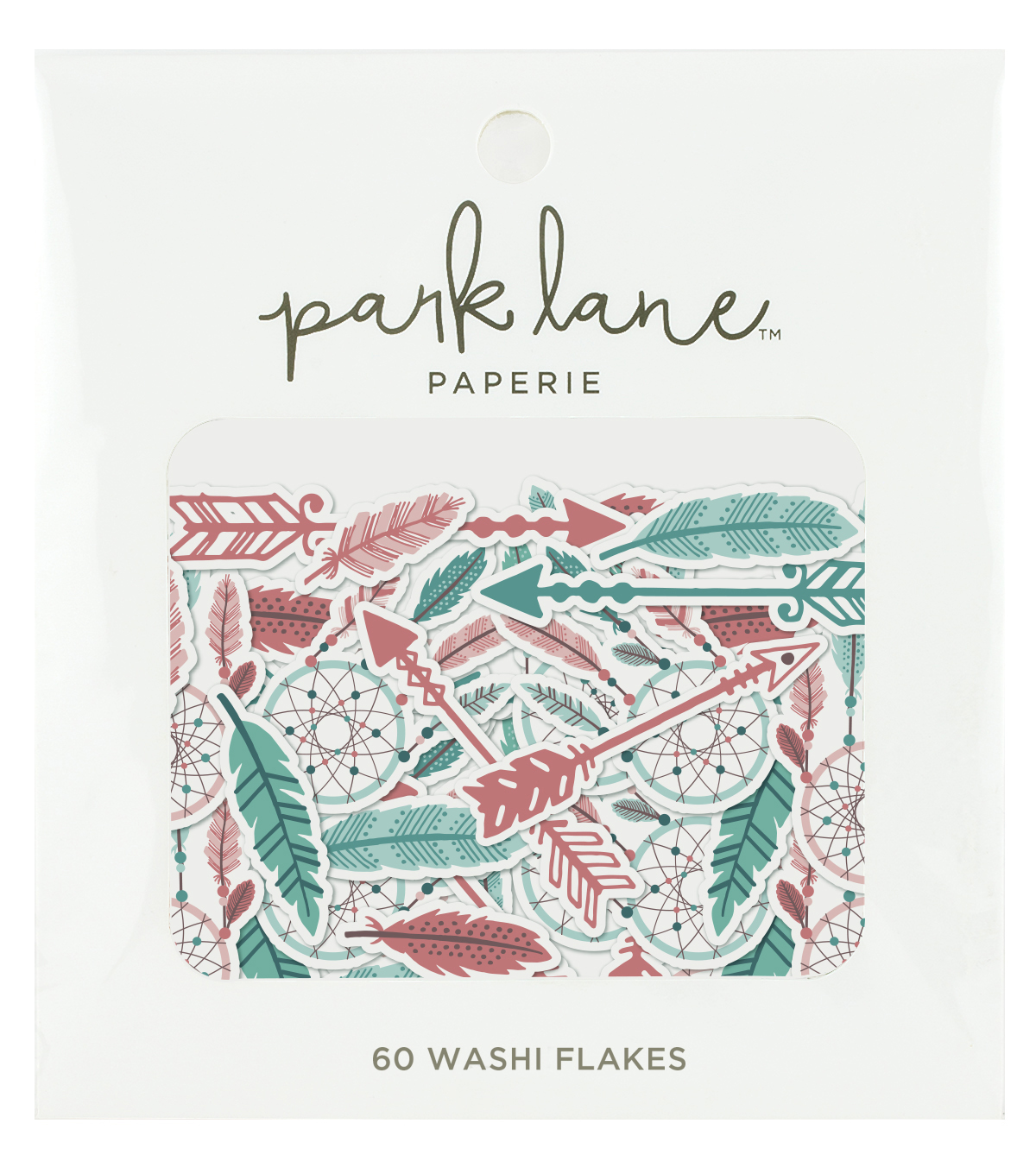 Park Lane Washi Flakes-Boho
