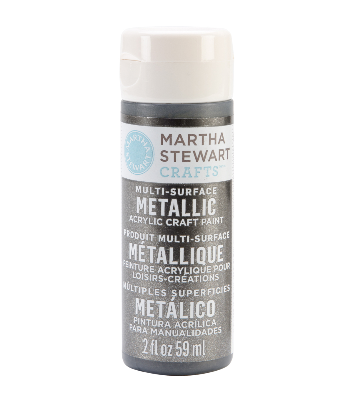 Martha Stewart Metallic Acrylic Craft Pa