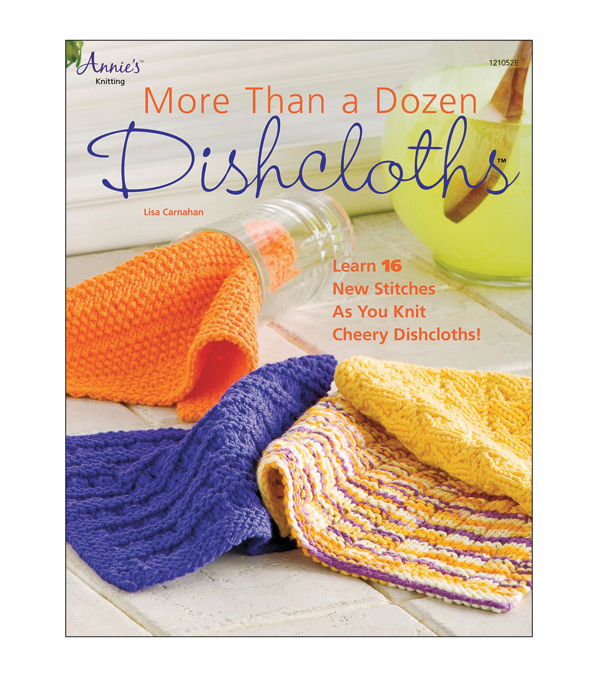 Annie\u0027s Books-More Than A Dozen Dishcloths