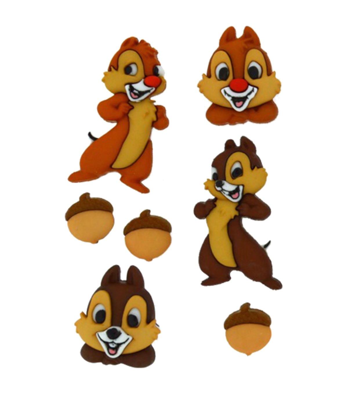Jesse James- Dress It Up -Disney Chip & Dale