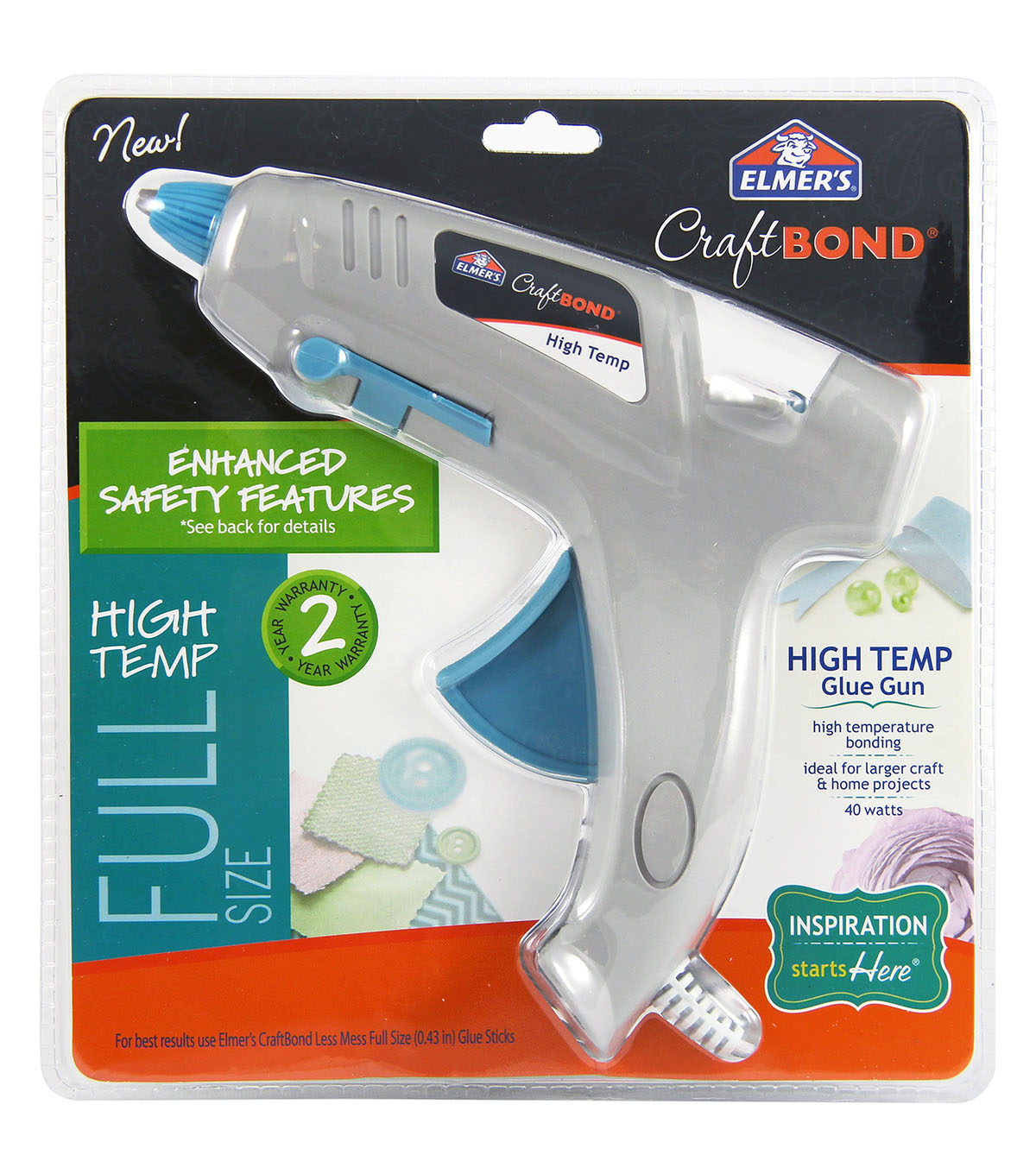 Elmer\u0027s CraftBond Full Size High-Temp Glue Gun