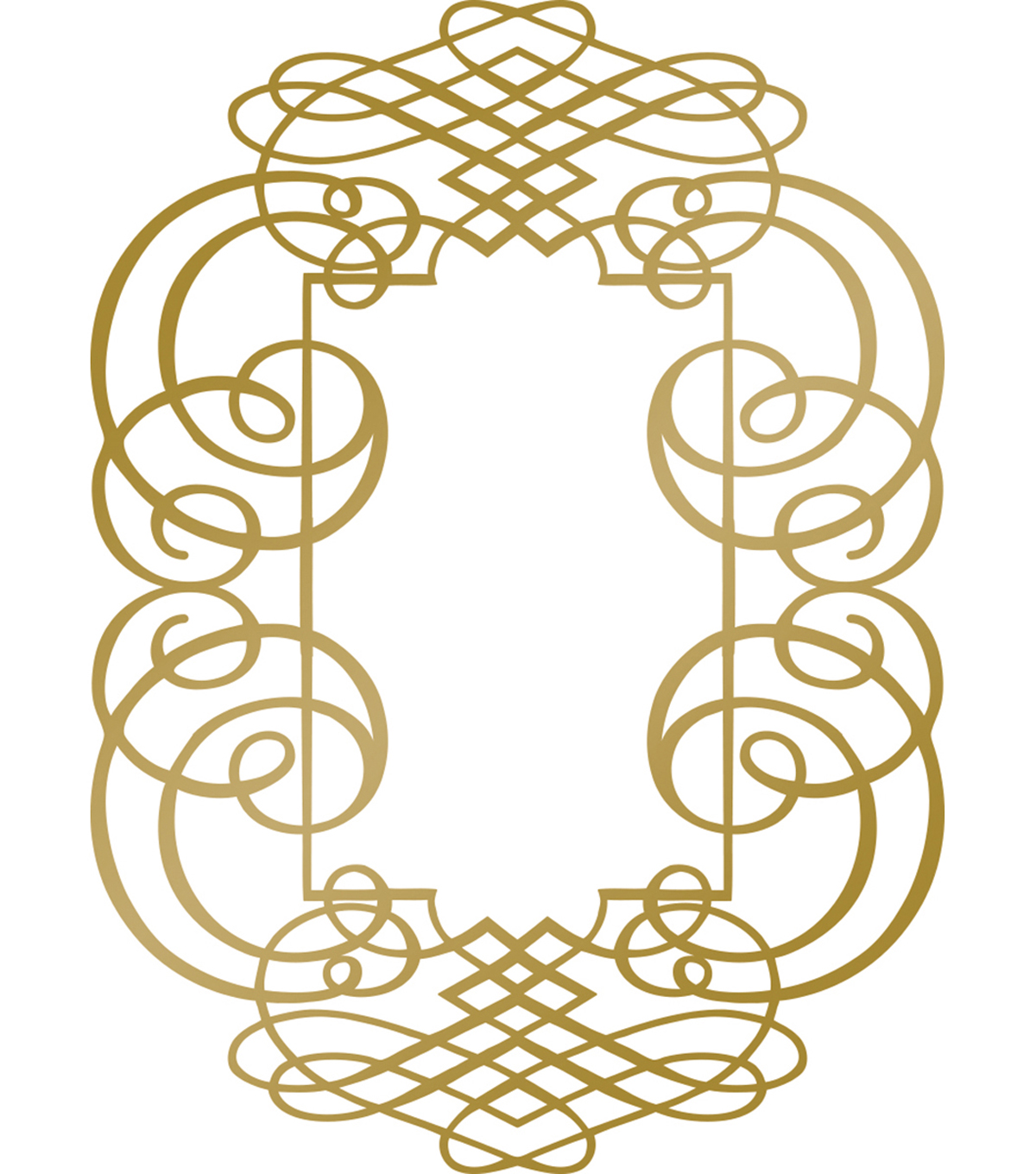 Couture Creations Anna Griffin Hotfoil Plate-Curling Frame