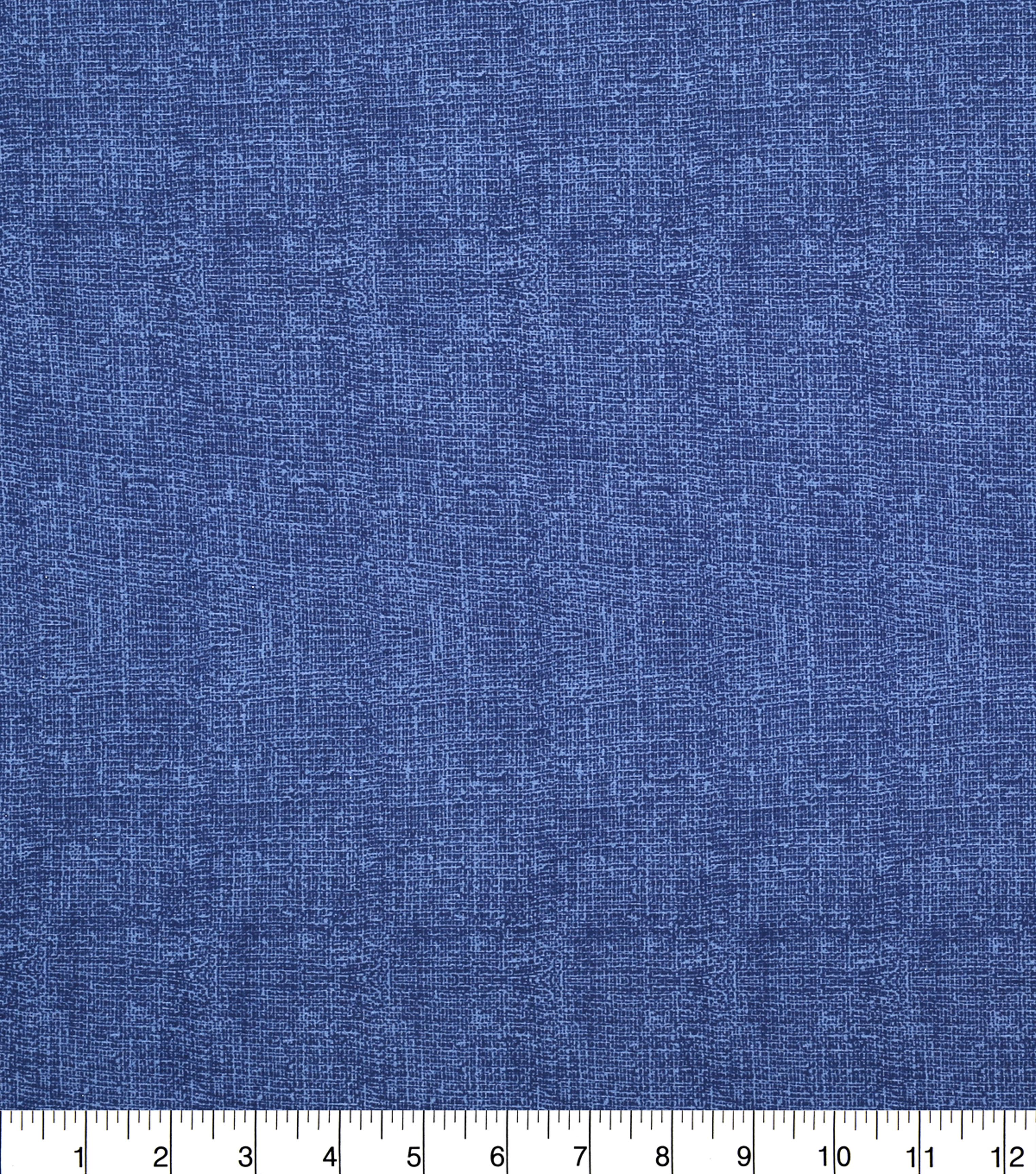 Keepsake Calico Cotton Fabric -Navy
