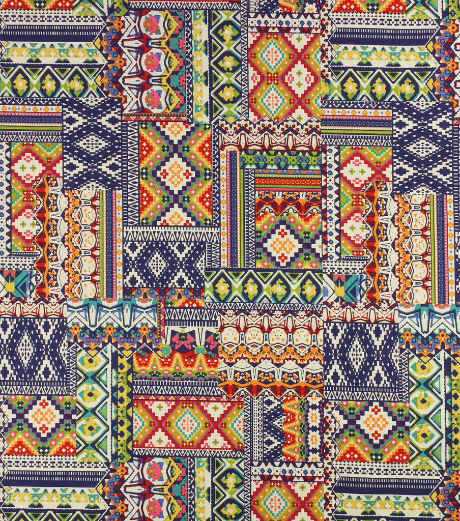 Richloom Multi Purpose Fabric-Nambia Boho