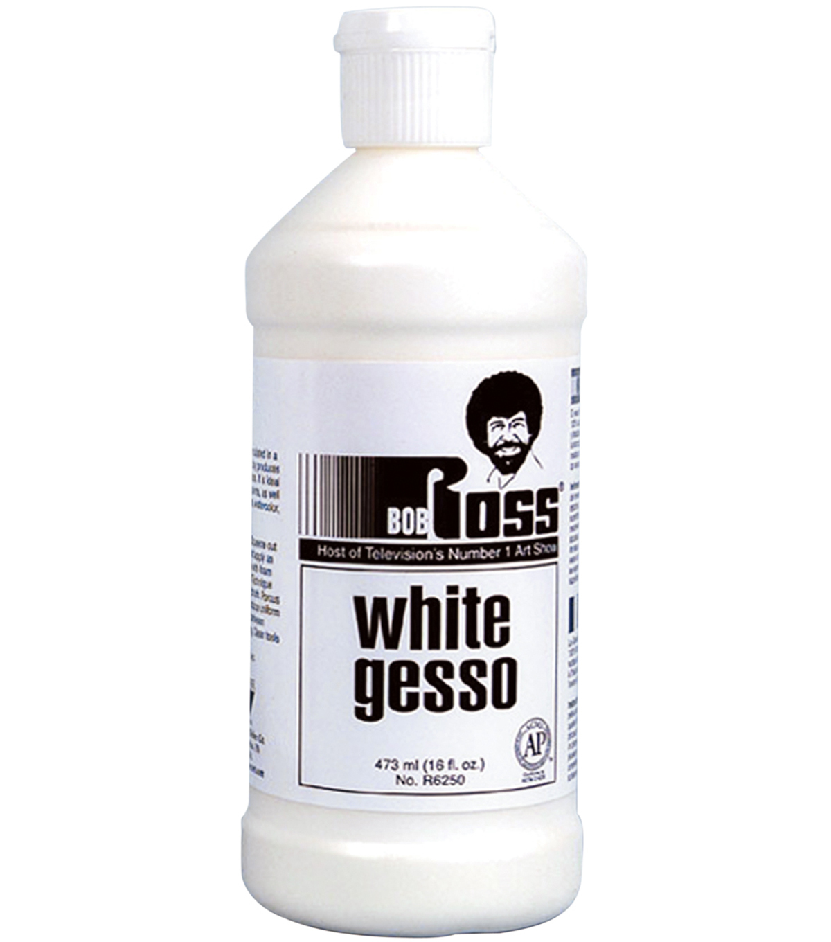 Bob Ross Gesso 16oz-White