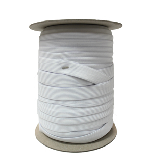 Pellon 1/2\u0022  x 144yd Spool  Knit Elastic- White