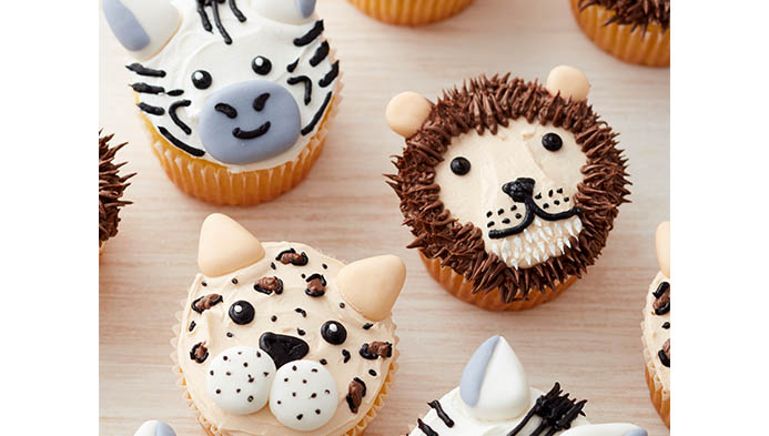 Kids' June Cupcake Of The Month