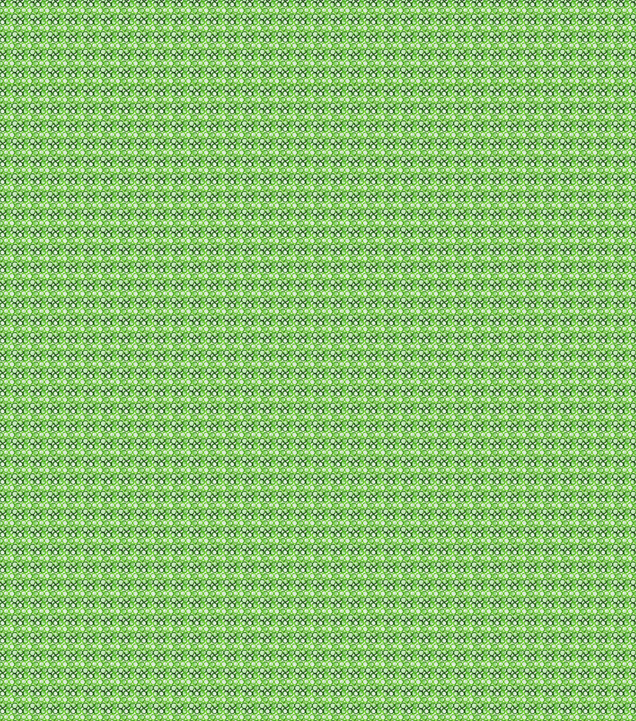 Keepsake Calico Cotton Fabric Outline Dots Green