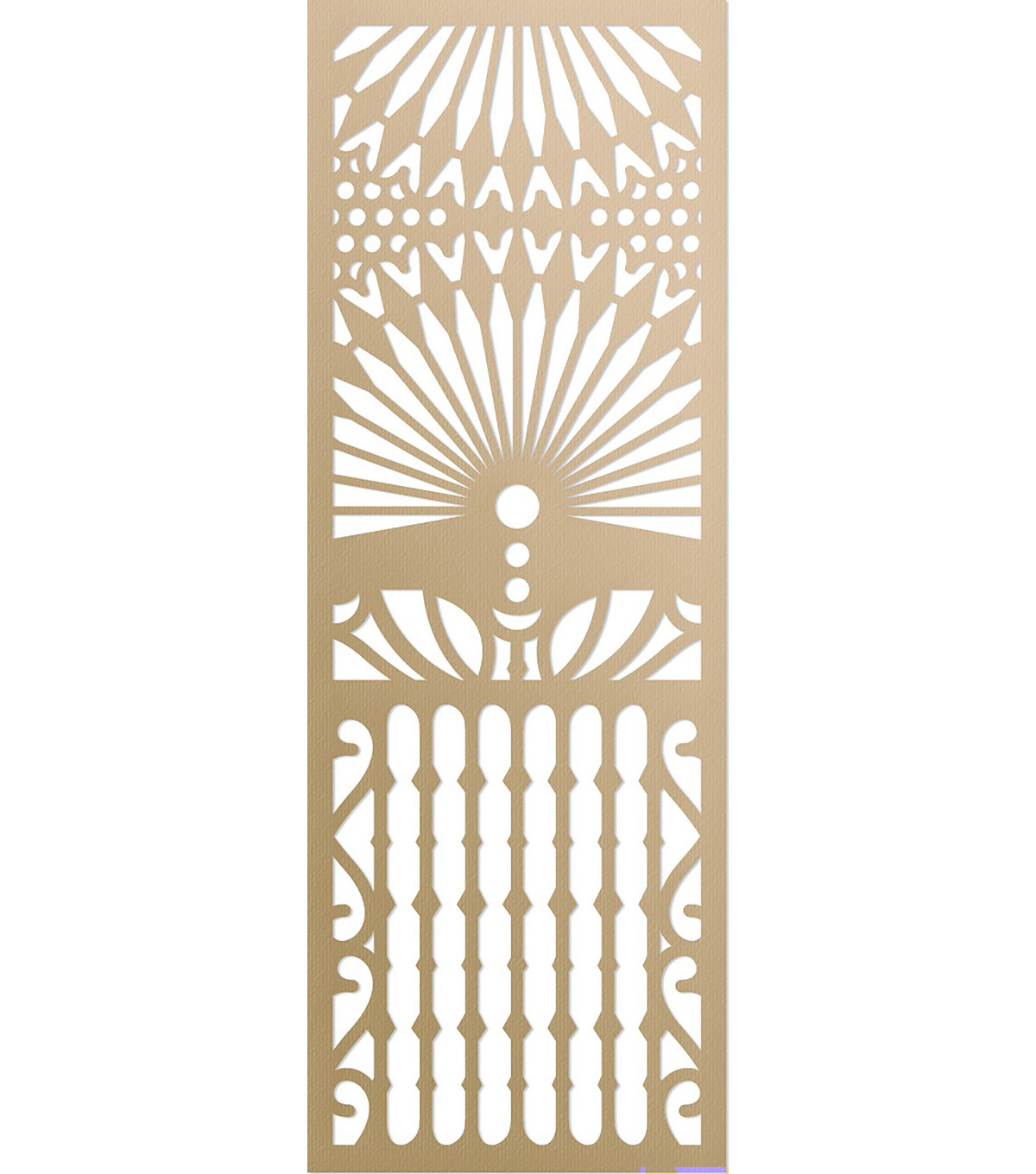 Ultimate Crafts Special Occasions Die-Royal Screen Banner