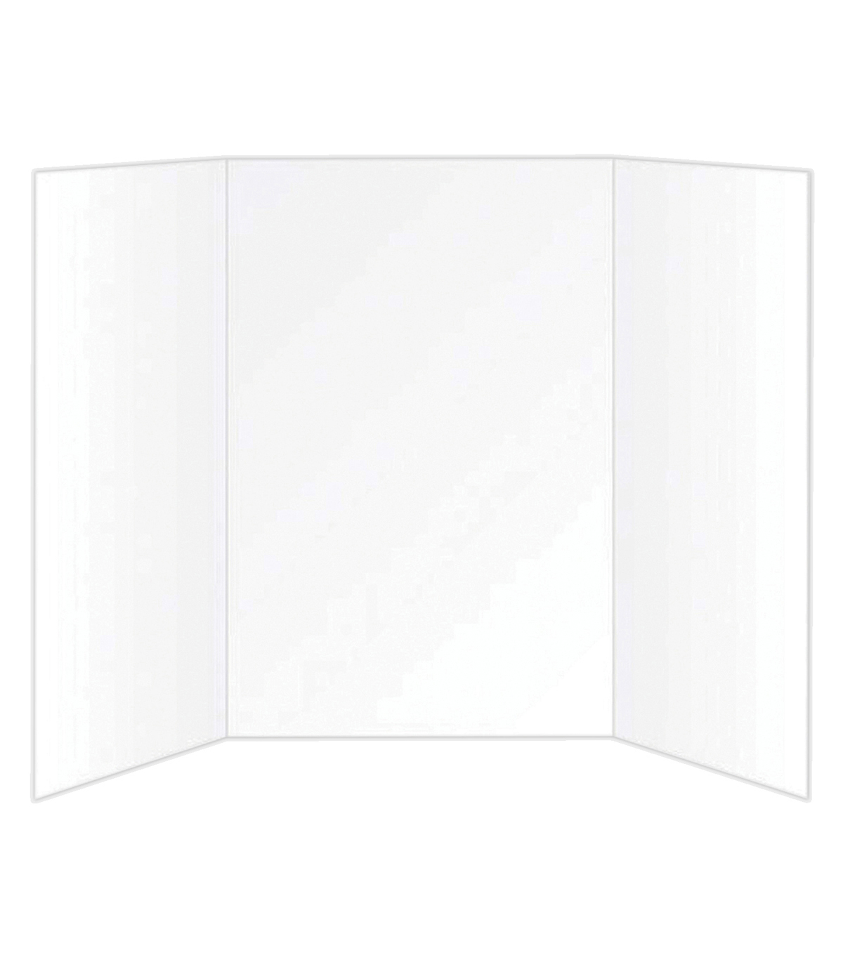Flipside Foam Project Board, 36\u0022W x 48\u0022L, White, Pack of 10